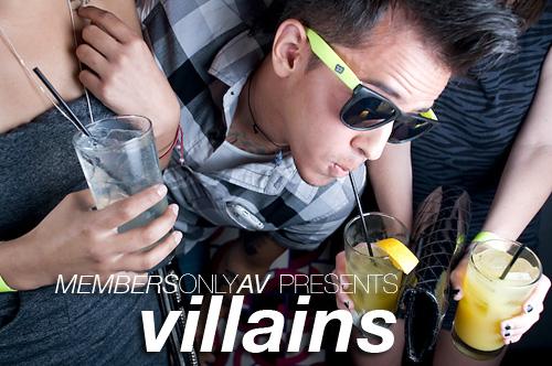 membersonlypresvillains