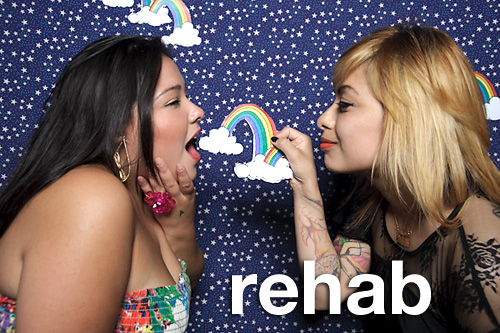 Rehab presents The Double Rainbow Party