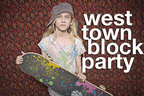 West Town Block Party