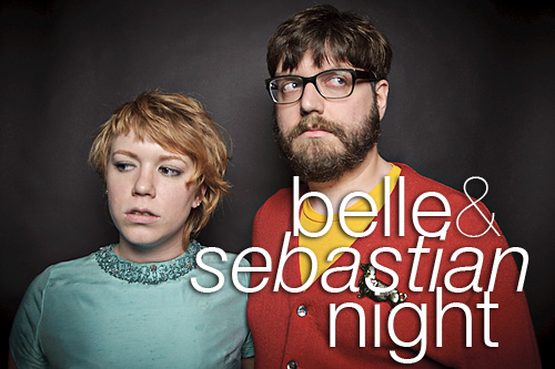 Belle and Sebastian Night at Darkroom
