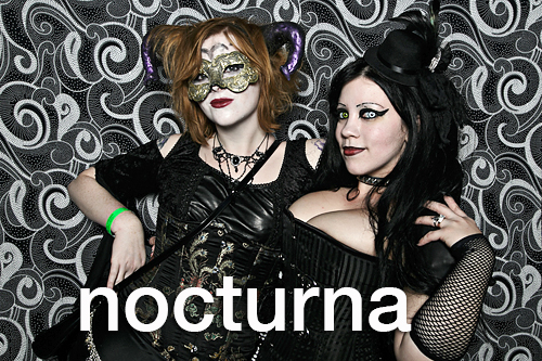 Nocturna's All hallows Eve Ball at Cabaret Metro