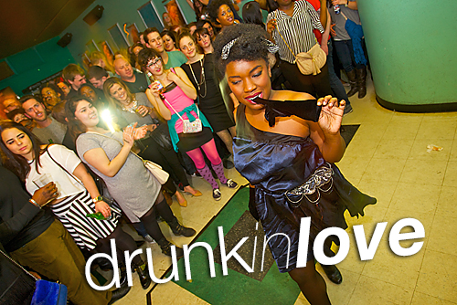 bump and grindcore presents drunk in love: a tribute to beyonce at beauty bar