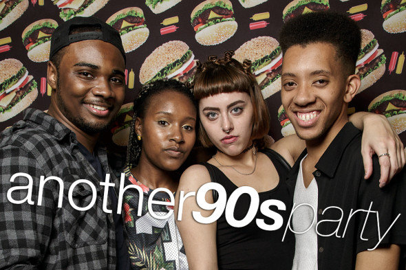 another nineties party august 2014