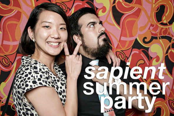 sapient summer party