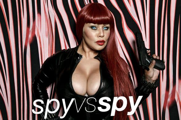 spy vs spy burlesque