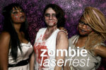zombie laser fest with midnight conspiracy