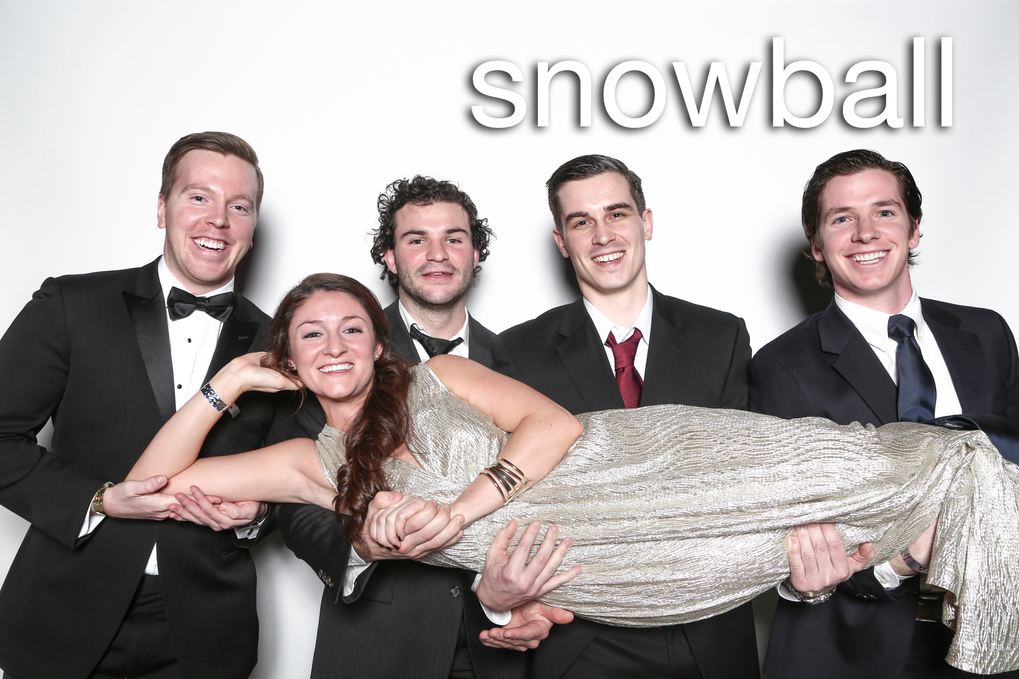 The Junior Council's Snowball
