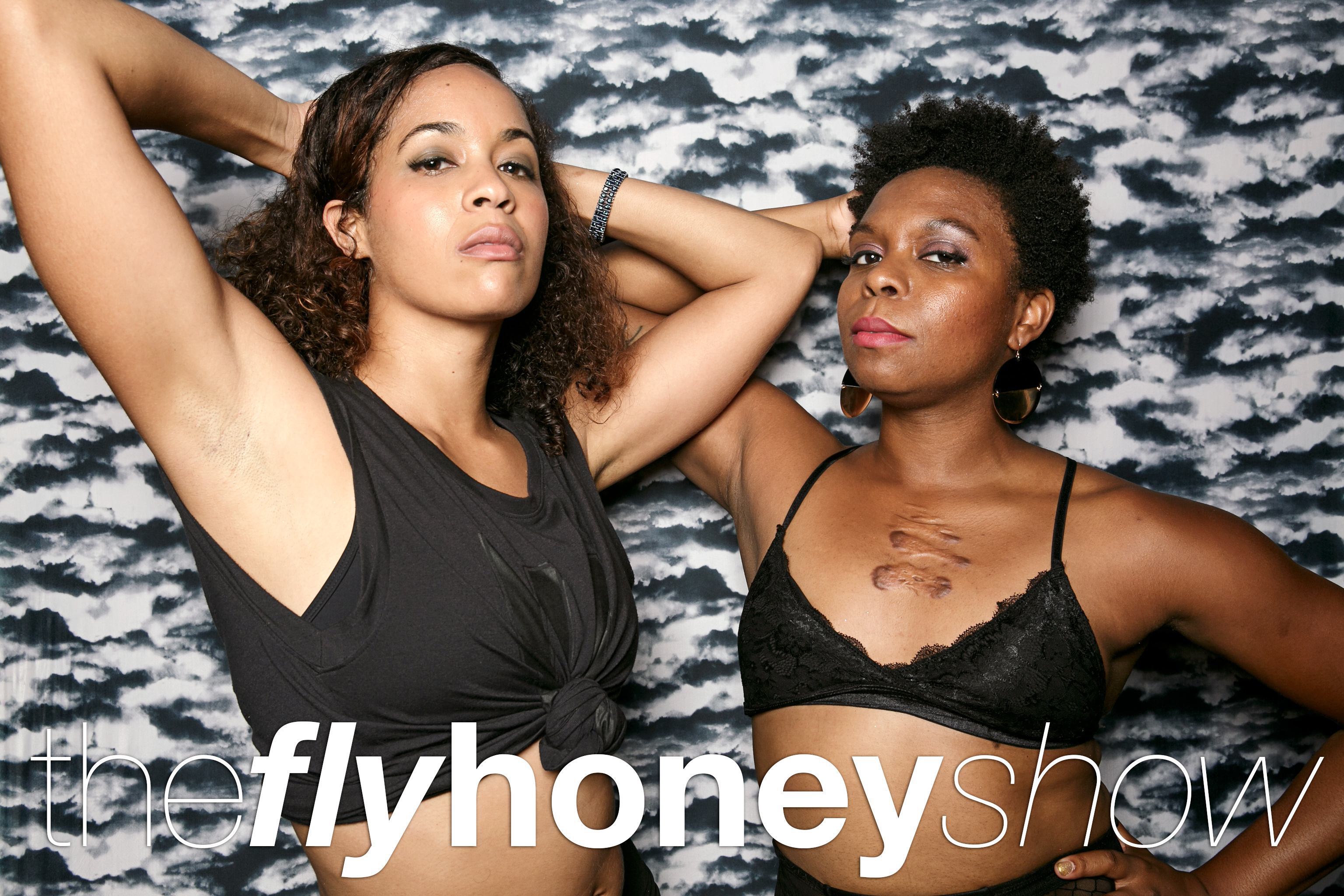 photobooth portraits from the fly honey show at chopin theater, august 18, 2016