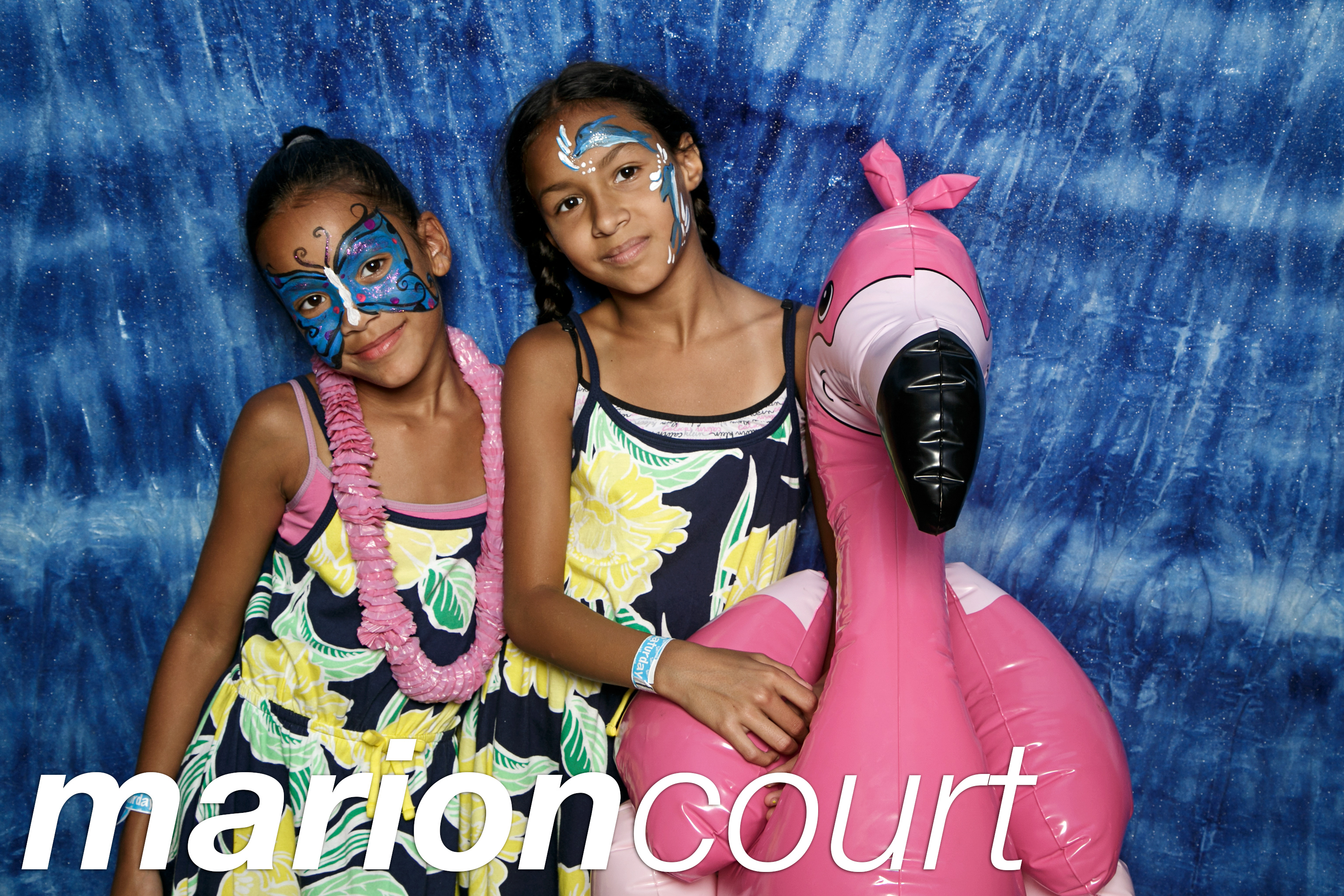 photo booth portraits from the marion court block party, august 2016