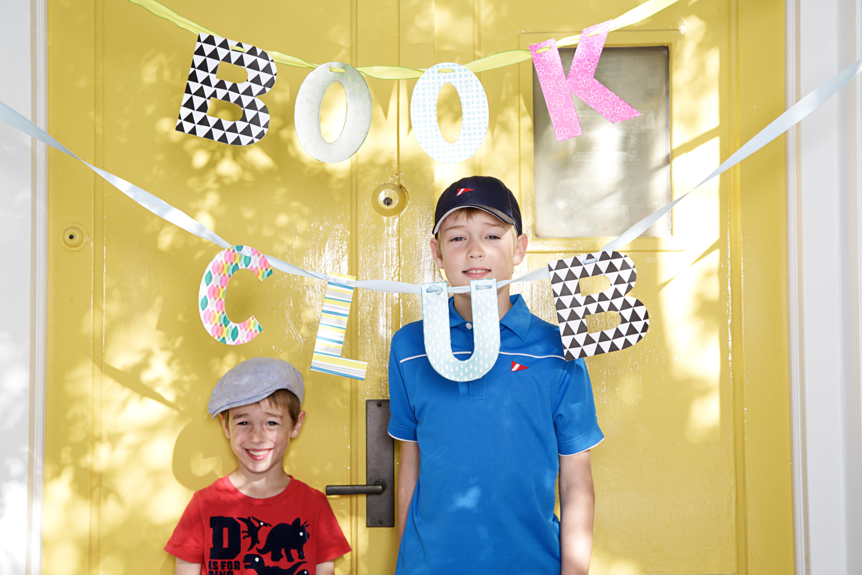 Book Club Creates at Renegade