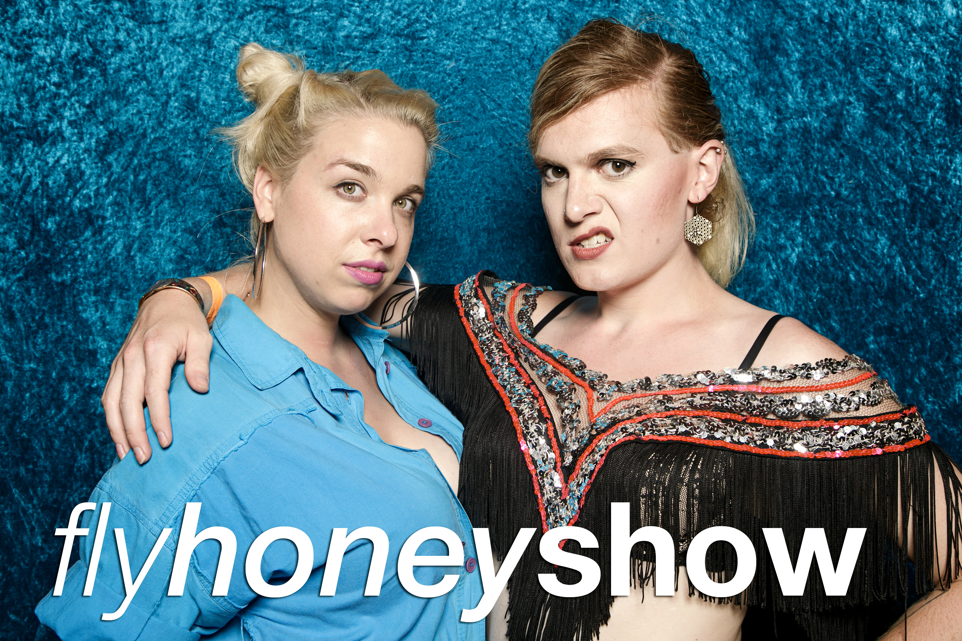 portrait booth photos from the fly honey show, september 3 2016