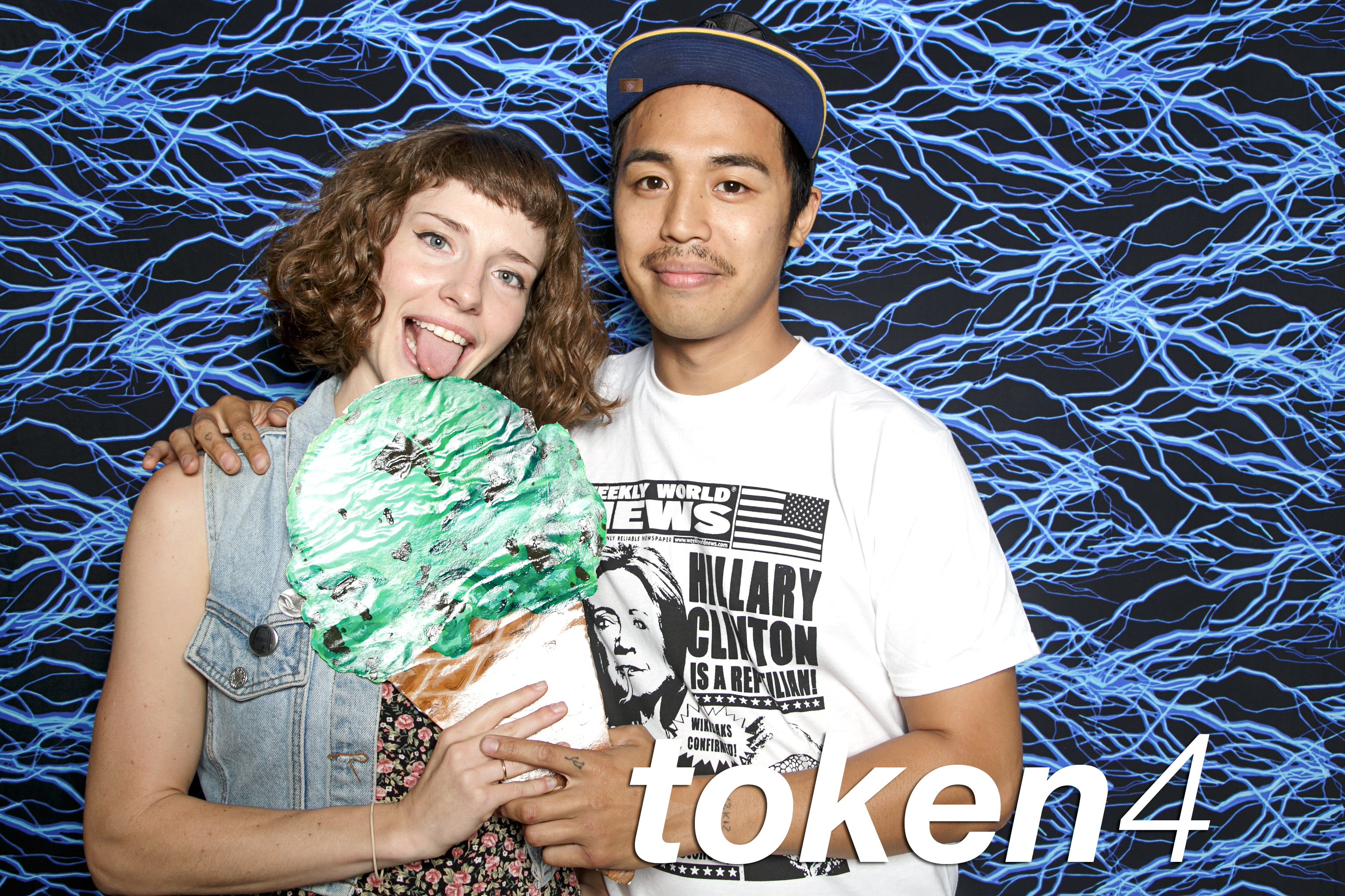 photo booth portraits from token, september 2016