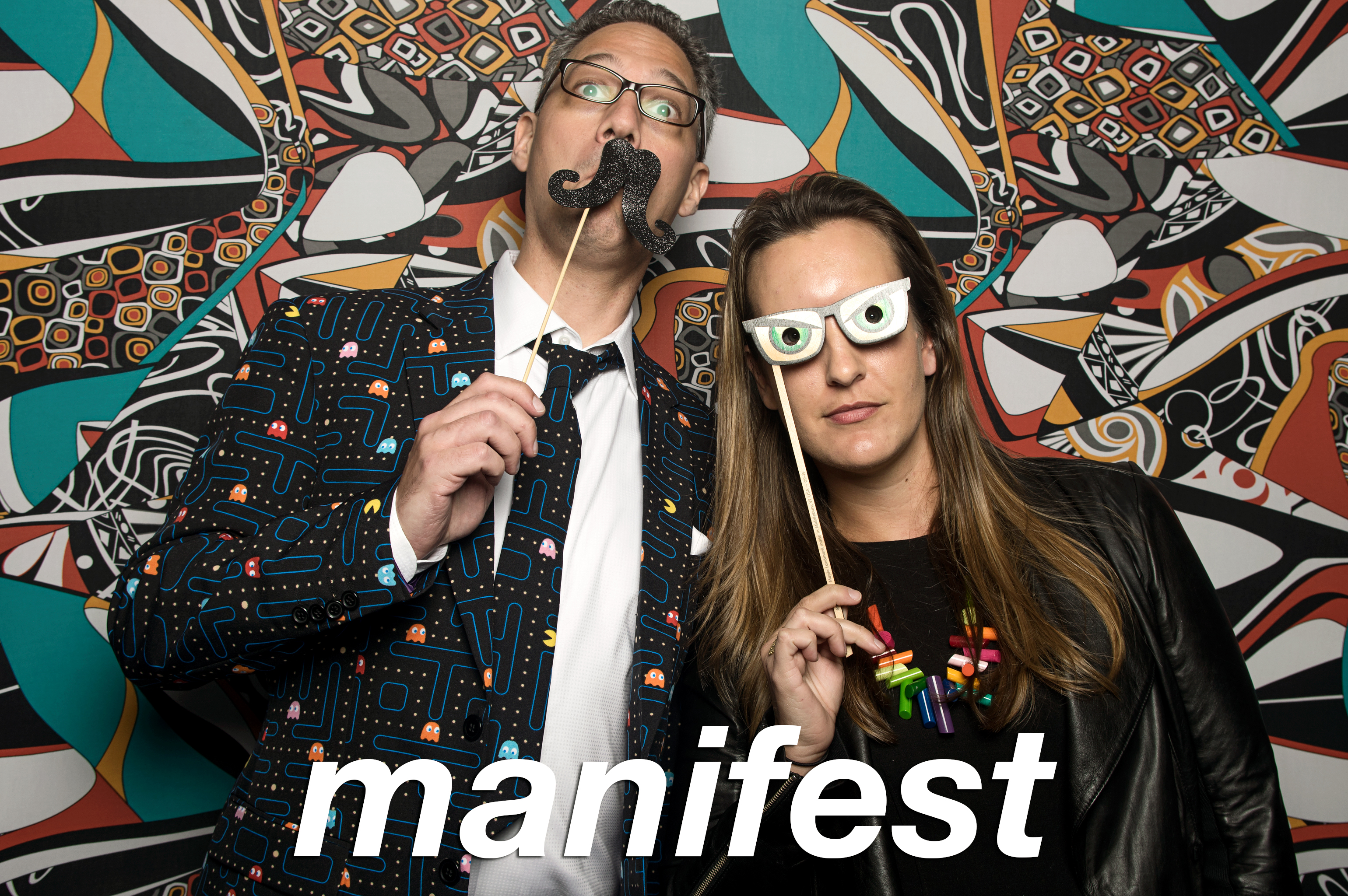 photo booth portraits from manifest at the gray hotel, september 2016