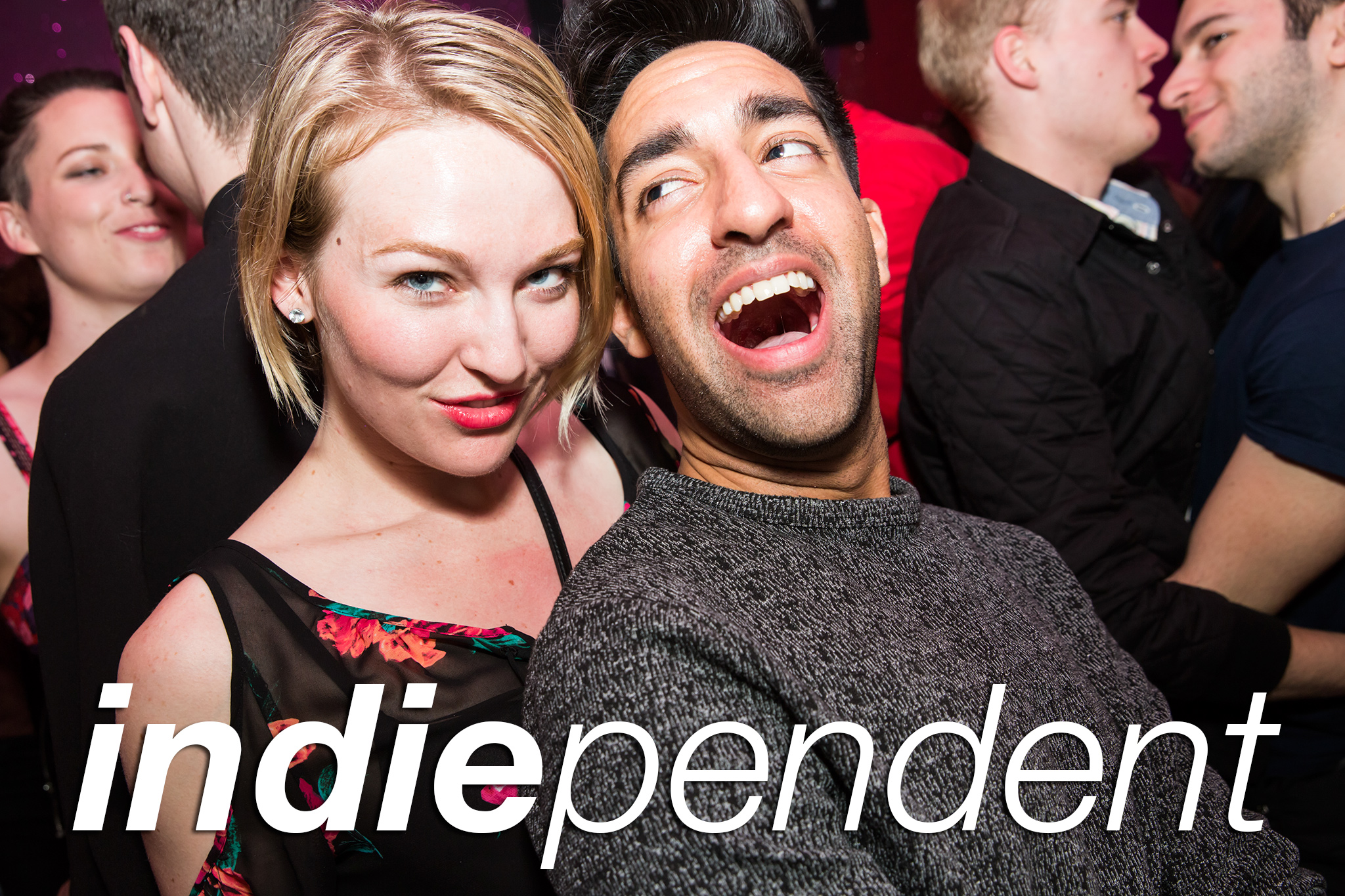 party pics from indie-pendent at beauty bar, may 2017