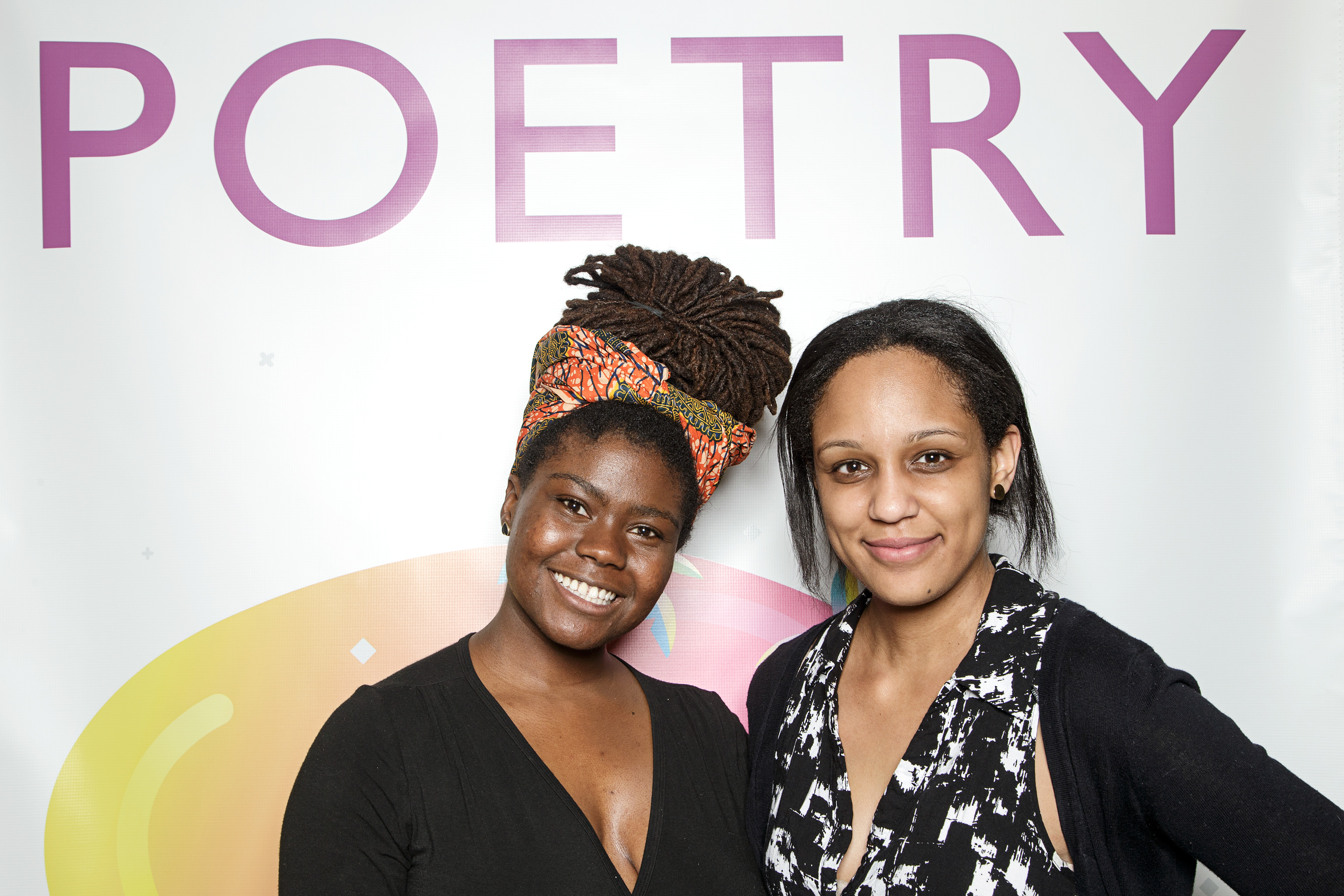 portrait booth photos from the poetry foundation, may 2017