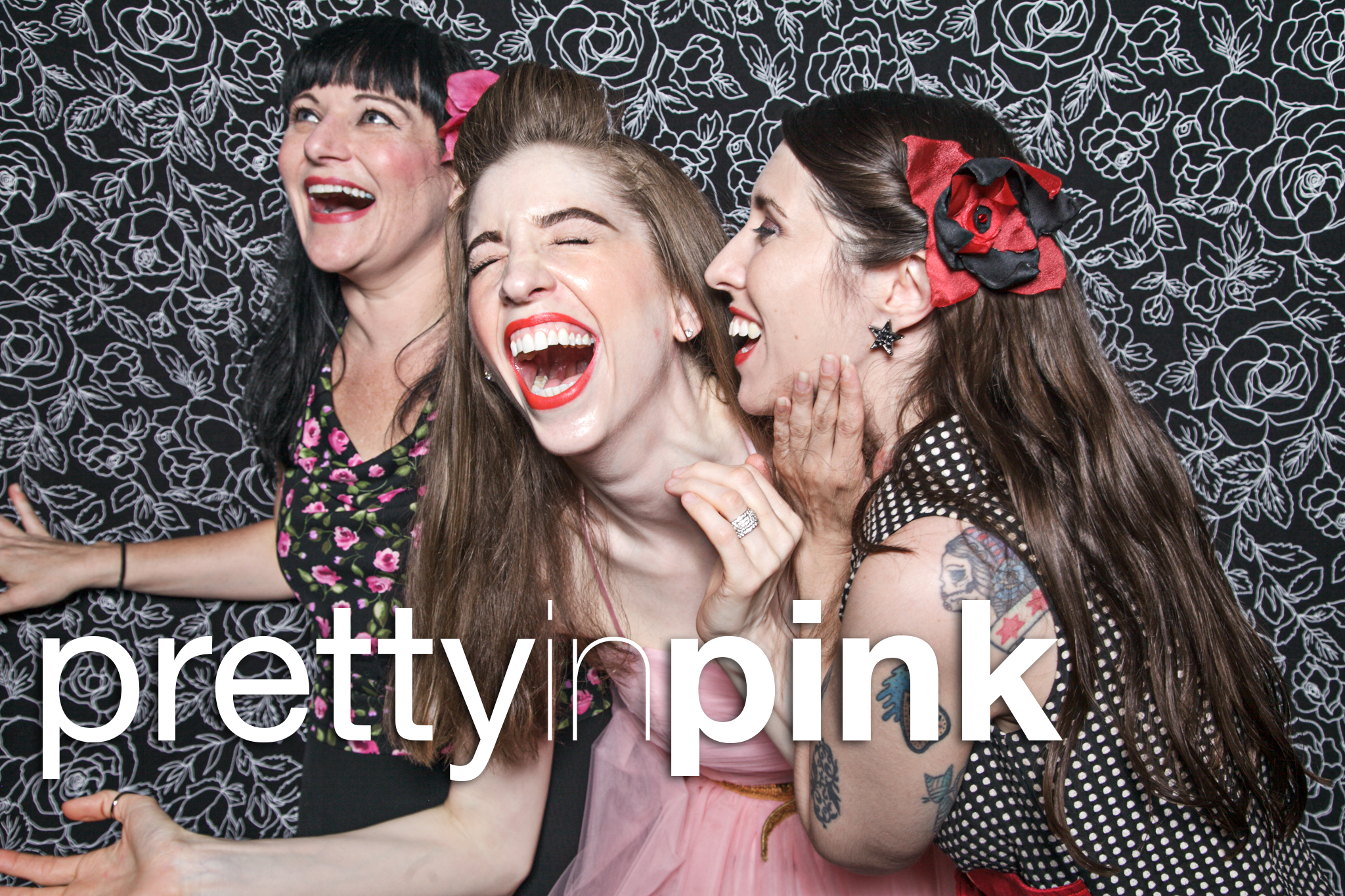 Living in Video at Debonair: Pretty in Pink
