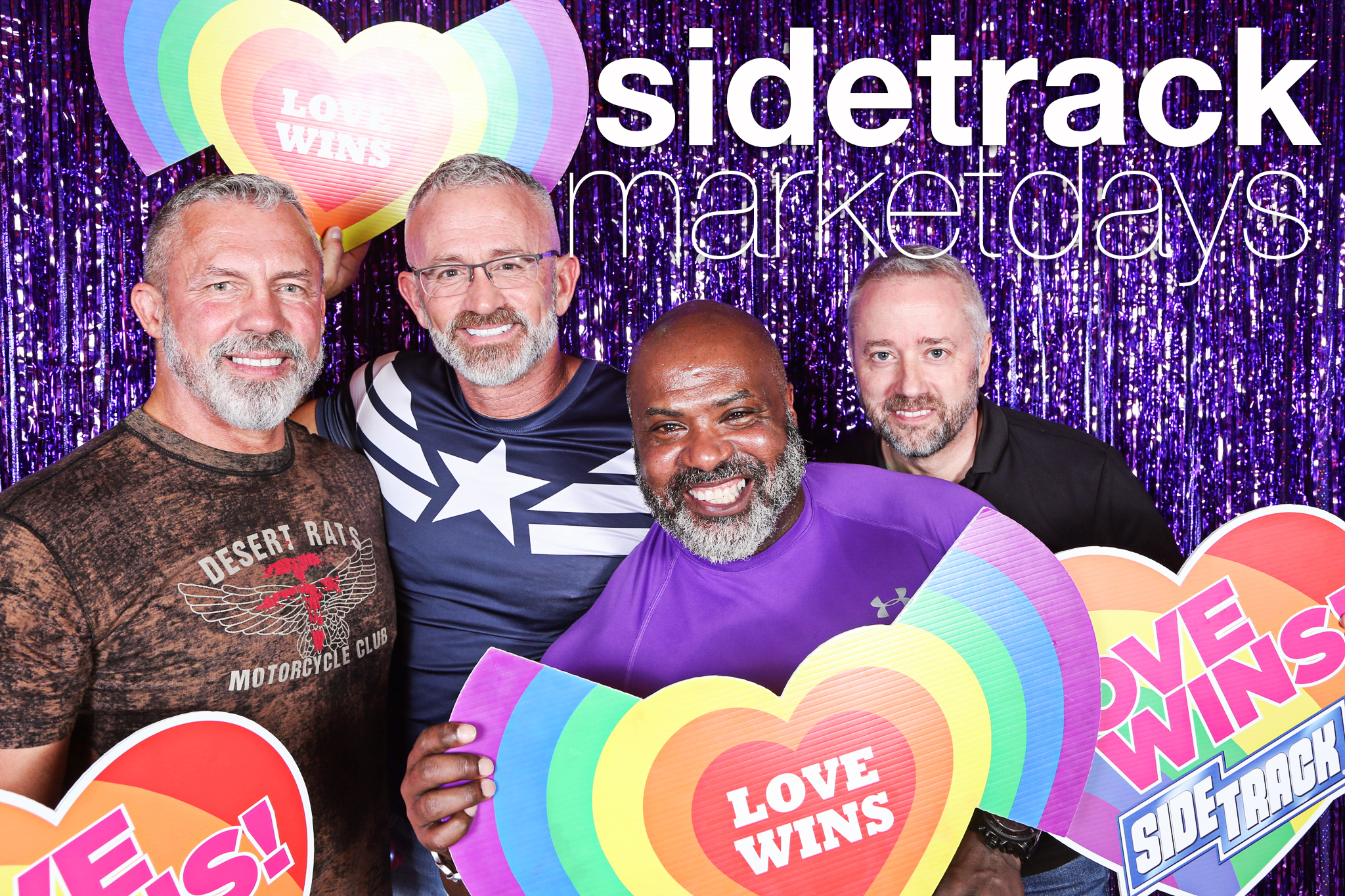 Marketdays at Sidetrack