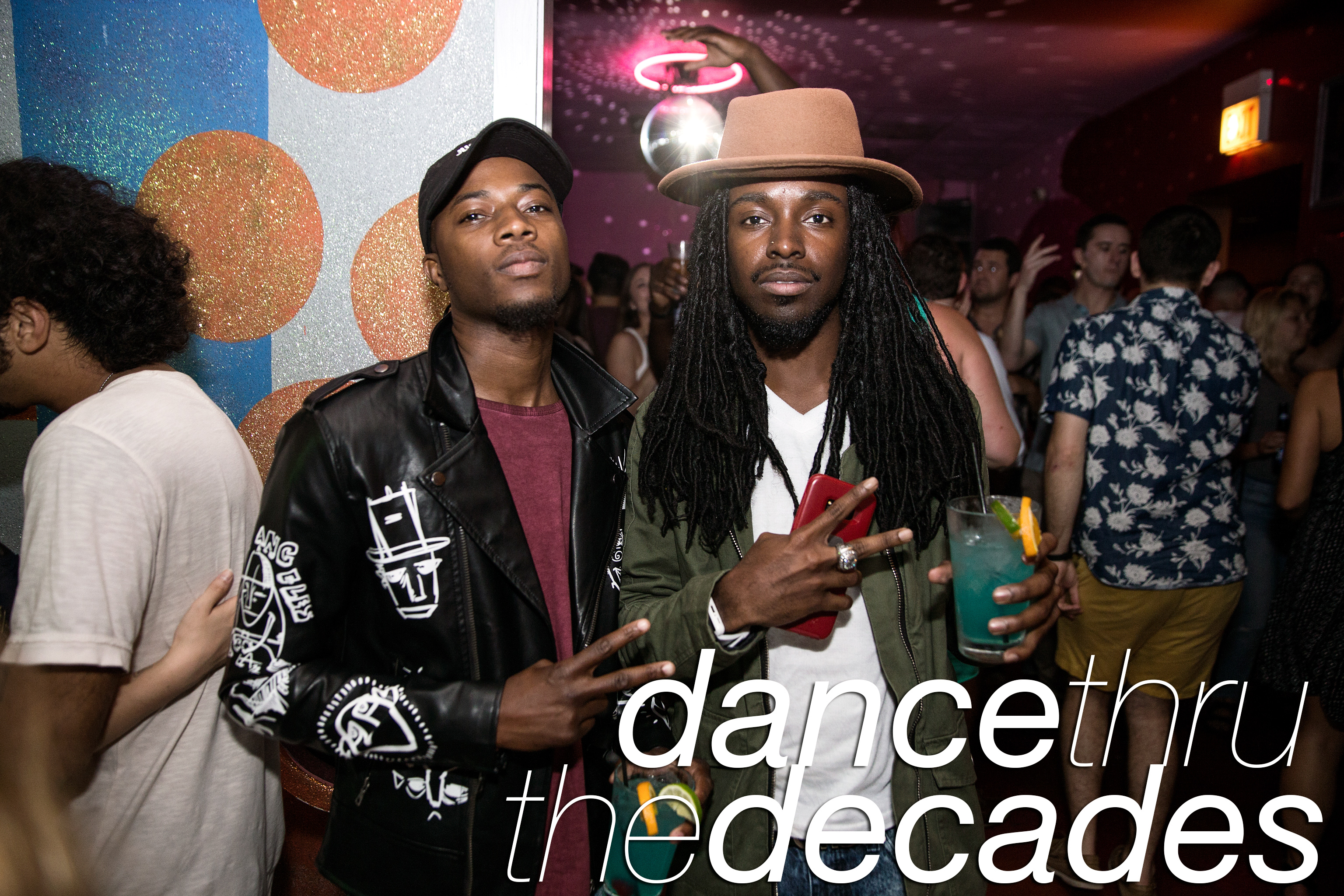 party pics from dance thru the decades, september 2017