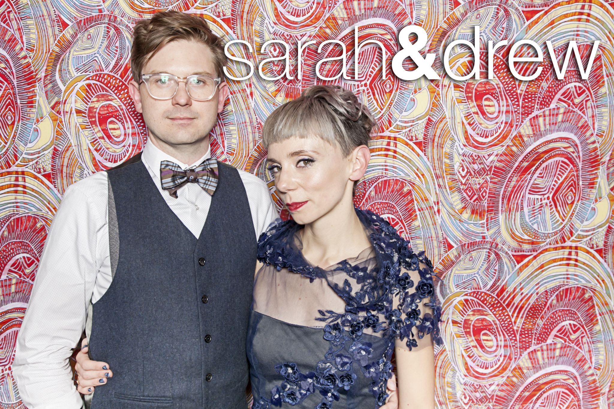 Sarah and Drew