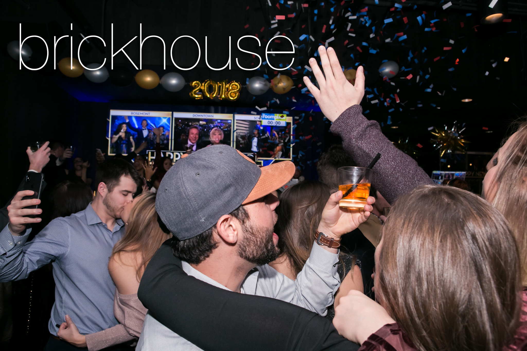 New Year's Eve at Brickhouse